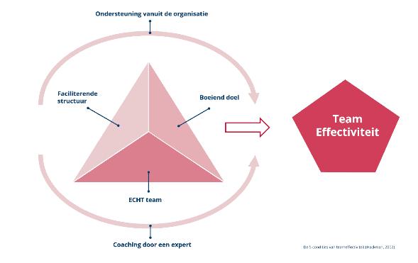 Teameffectiviteit vanuit een succesverhaal, deel 3 fig 1